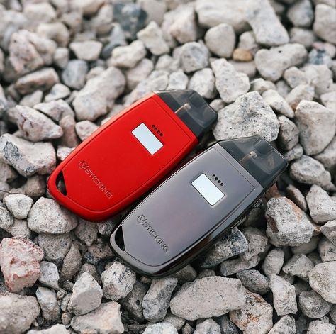 Vsticking Viy Pod System Kit  750mAhバデリー、9-12Wのパワー。小さくって日常にも使える商品でよヽ(´▽`)/ #vapejapan #電子タバコ #電子たばこ #ベイプ #爆煙 #eliquid #ejuice