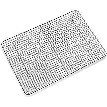 Shopping Cart Cooling Racks Grid Design Oven Safe
