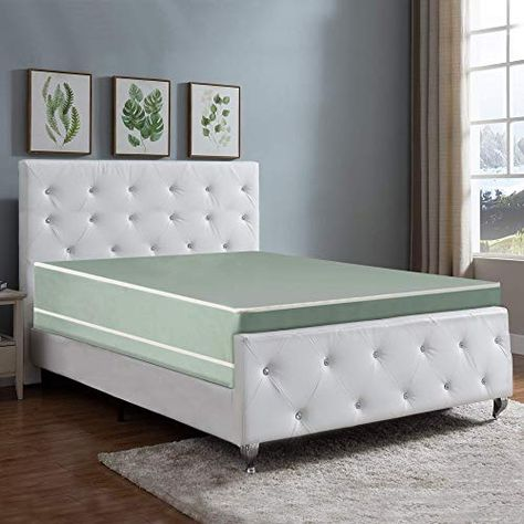 Buy Nutan 8 Inch Firm Double Sided Tight Waterproof Vinyl Innerspring Mattress 8 Inch Fully Assembled Wood Boxspring Foundation Set Twin Online Fortrendytop In 2020 Comfort Mattress Mattress Innerspring Mattresses