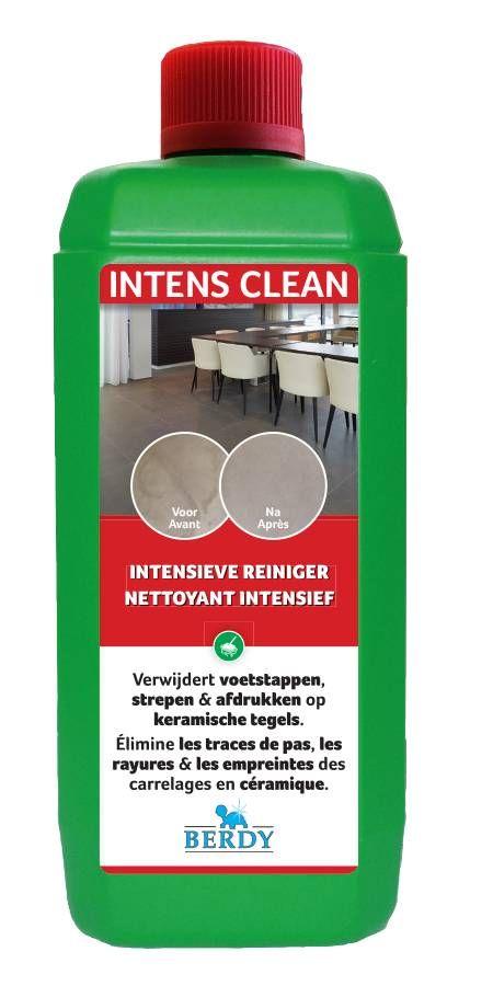 Intens Clean Nettoyant Intensif Berdy Carrelage Ceramique Produit Nettoyant Nettoyant