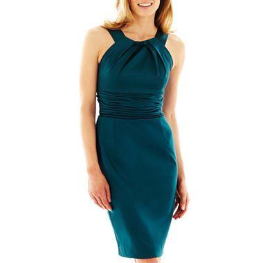 03522274a Danny   Nicole® Sleeveless Satin Dress - jcpenney