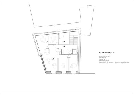 Galería de Colegio Oficial de Arquitectos de Asturias en Gijón / Ruiz-Larrea y Asociados - 15