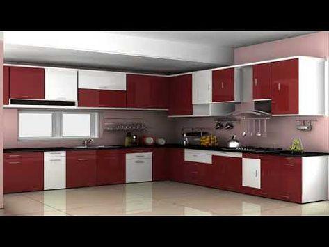 Best Modular Kitchen Designs 2018- Plan N Design - YouTube ...