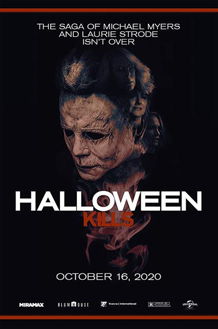 Halloween Michael Myers 2020 Poster Halloween Kills (2020) in 2020 | Upcoming horror movies, Newest