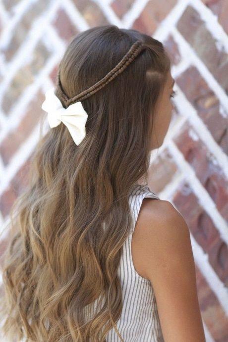 Hübsche Frisuren Für Mädchen Frisuren Hubsche Madchen
