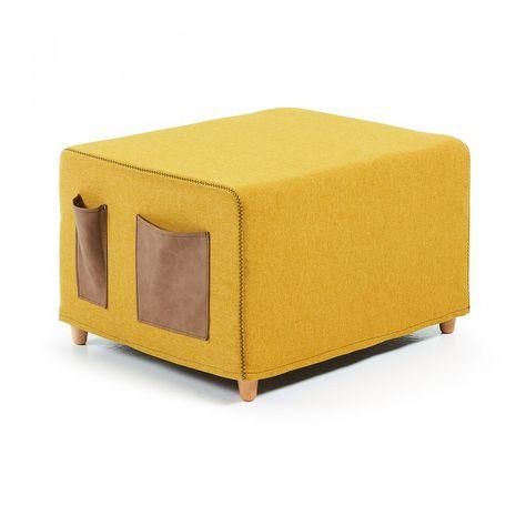 Pouf letto Kos senape Home decor, Furniture, Outdoor