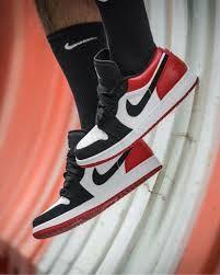Nike Jordan Air 1 Low In Weiss 553558 116 Everysize Air Jordan Retro Nike Air Jordan Air Jordan