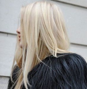 Platinum Blonde Shades and Styles