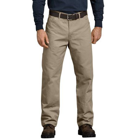 Dickies Mens Big-Tall Relaxed Fit Duck Jean