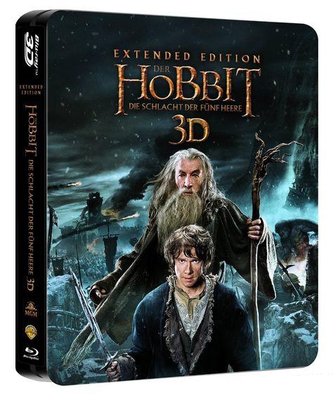 Der Hobbit - Die Schlacht Der Fünf Heere Peggy Nesbitt