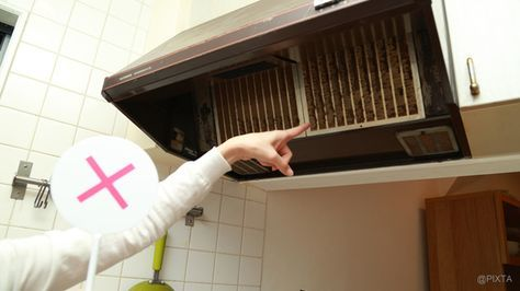 換気扇のギトギト油汚れを簡単に落とす掃除術 重曹を活用 掃除