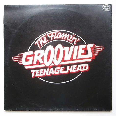 Teenage Head Lp Amazon Co Uk Music North Face Logo Amazon