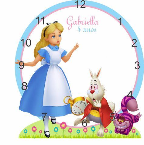 Lindos relógios personalizados no tema Pode ser usado como enfeite de mesa ou lembrança da festa Faça seu pedido!