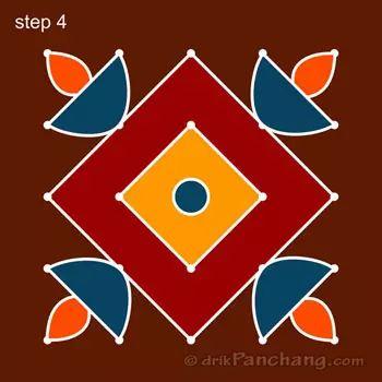 List Of Pinterest Rangoli Designs For Kids Diwali Craft Pictures