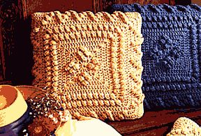 ~ Cozy Cottage Popcorn Pillow ~