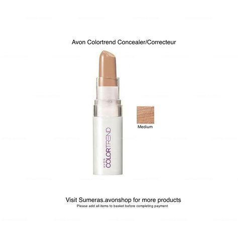 Avon ColorTrend Perfect & Hide Concealer ~ Medium~ FREE P&P Special offer!!! #Avon