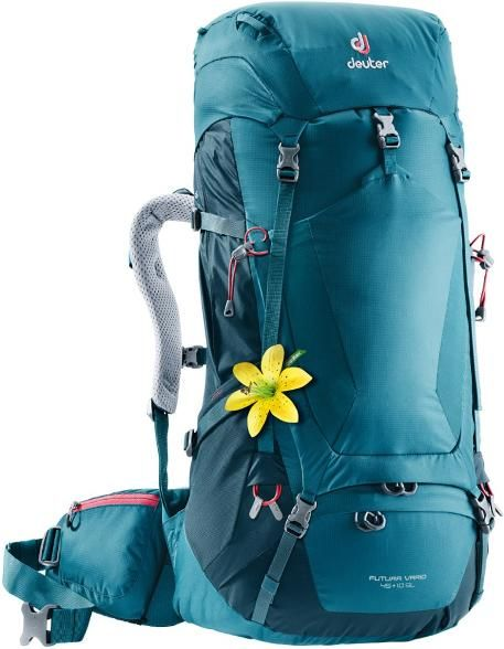 Deuter Futura Vario 45 10 Sl Pack Women S Best Hiking Backpacks Hiking Backpack Backpacks