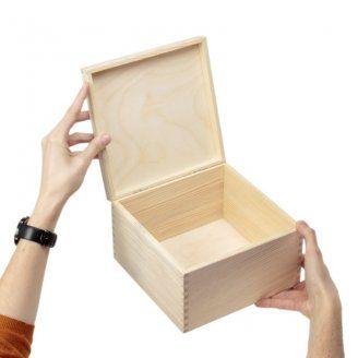3 5 Liter Holzbox Holzkiste Holzschatulle Geschenkbox Holzkisten