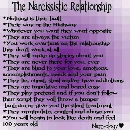 How To Get Out Of A Narcissistic Relationship