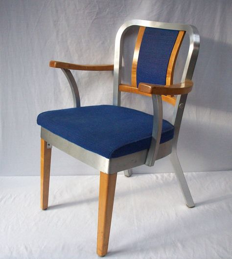 vintage shaw walker office chairs aluminum and wood 4 chairs office designs industrial and woods