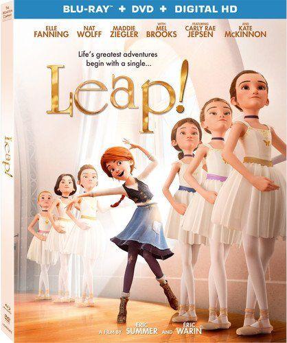 Leap J Blu Lea Ballerina Film Elle Fanning Good Movies