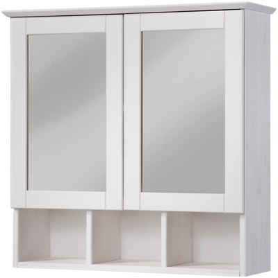 Spiegelschrank Landhaus Sylt Rugen Modern Breite 60 Cm Spiegelschrank Badezimmer Spiegelschrank Schrank