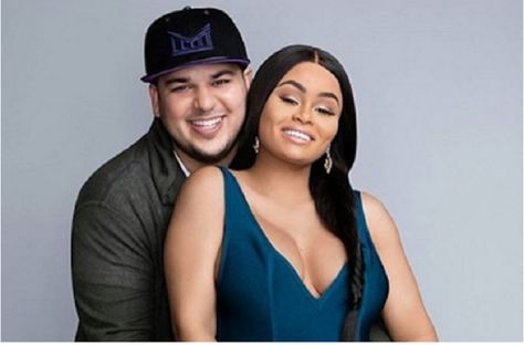 Rob Kardashian and Blac Chyna cover Essence Magazine as he goes on date night with her and follows her back on IG (See Photos)