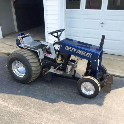 Pin By Tom Stensrude On Garden Tractor Pulling Garden Tractor