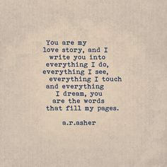 10 Love Poems By Instagram Poet A.R. Asher That Perfectly Describe How You Feel   YourTango