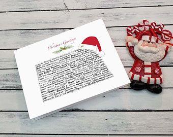 North Dakota Christmas Card Etsy Christmas Cards Cards Christmas