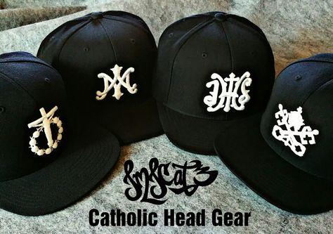 JMJCat3 Catholic Head Gear    www.jmjcat3.com