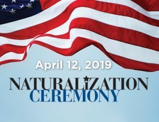 Unc Global In Conjunction With U S Citizenship And Immigration Services Uscis Will Host A Naturalization Ceremony Recognizi Citizenship Path To Citizenship Singing The National Anthem