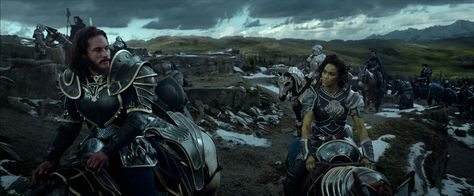 B-Roll Footage And A New Batch Of Stills From Duncan Jones 'Warcraft'