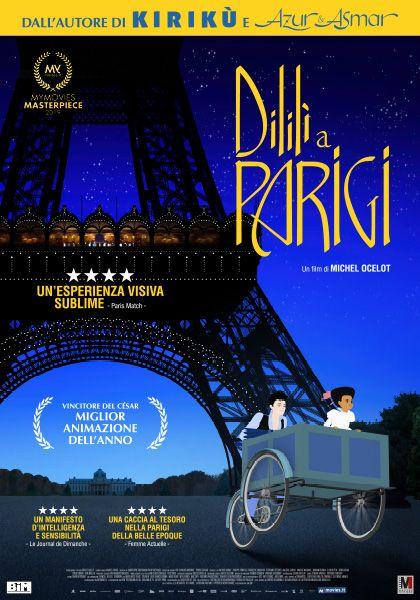 Dilili A Parigi Online Film Streaming Ita Gratis Completo Movies Online 2018 Movies Animation Company