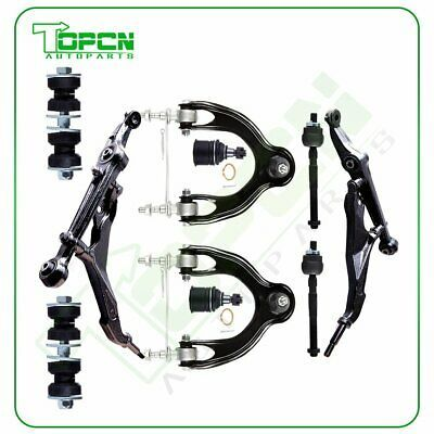 Honda Civic 1992-1995 Control Arm Steering Kit 10Psc Tie Rod End Ball Joint