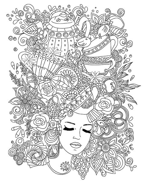Buyukler Icin Boyama Kitabi Cizimleri Drawings Coloring Book For Adults Boyama Kitaplari Boyama Sayfalari Cizim