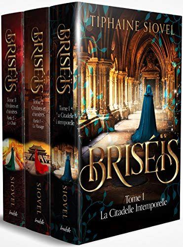 Henin Beaumont Pdf Briseis Coffret Tomes 1 2 3 Saga Fantastique En 2020 Livre Thriller Serie Fantastique Fantastique