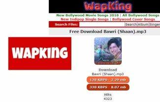 wapking mp3 songs download free 2019