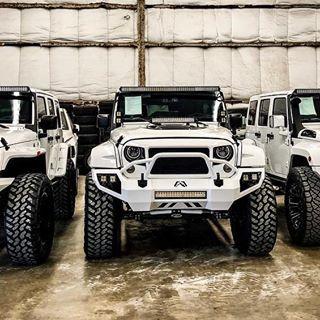 American Custom Jeep Americancustomjeep Instagram Photos And