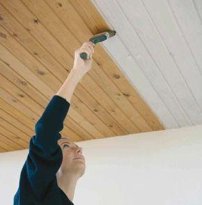 Tafer Streichen Wand Und Deckentafer Schweizer Woca Onlineshop Deckentafer Onlineshop Schweizer Streichen Tafer Holzdecke Streichen Renovieren Decke