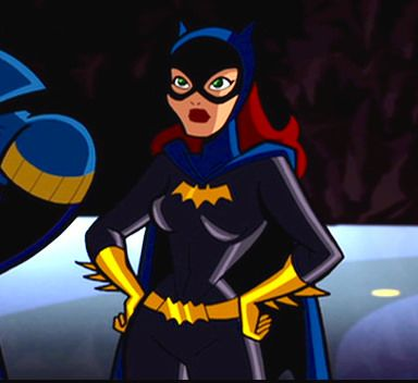 Batgirl Batman The Brave And The Bold With Images