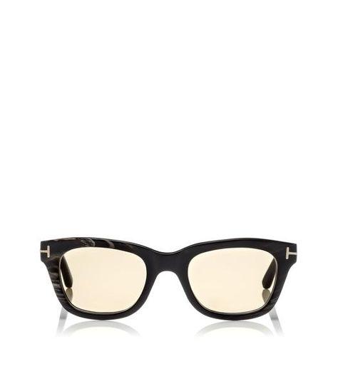 rectangle tom ford sunglasses men
