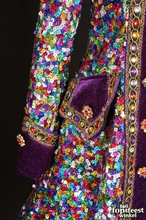 Carnavalsjas Dames Ringmaster | Hoge hoed, Jas, Paars fluweel