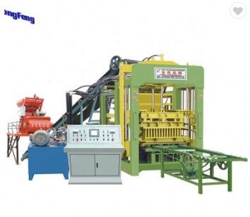 Pin On Automatic Block Making Machine For Sale