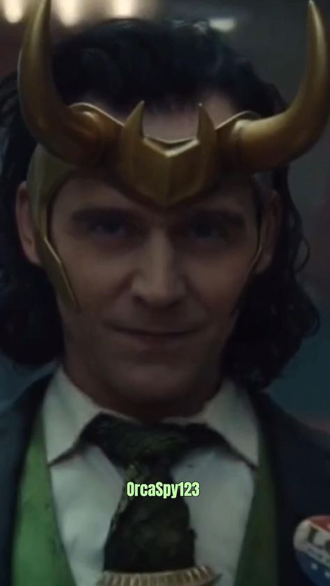 President Loki edit
