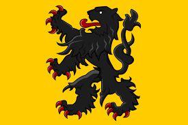 Lion Des Flandres A Imprimer Recherche Google En 2020 Dessin Lion