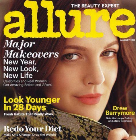 Allure magazine editors are loving our ANTI-AGE Age Shield Hand - magazine editor job description