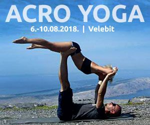 Acro Yoga Retreat Velebit 2018 Acro Yoga Yoga Retreat Yoga