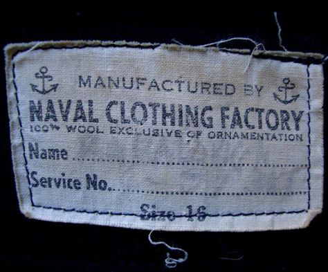 Naval Clothing Factory
