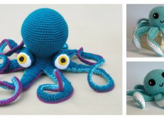 Amigurumi Octopus Baby Toy Free Crochet Pattern   Crochet
